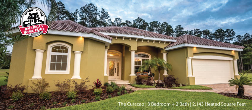 Florida custom homes built on your land throughout Florida