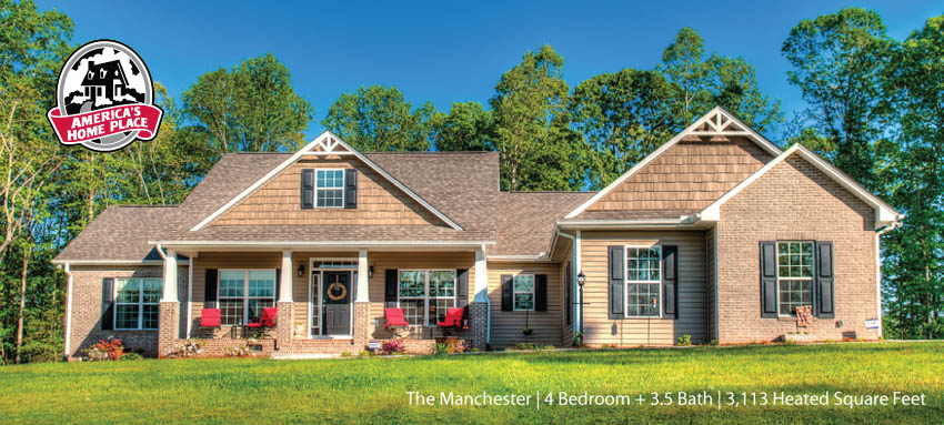 Virginia custom homes built on your land throughout Virginia