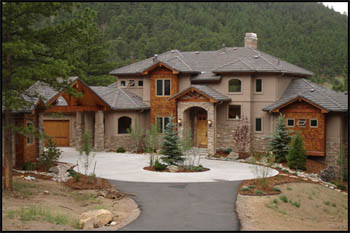 Denver custom homes photo