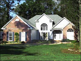 Custom homes builders of gainesville and lake lanier for Custom home builders gainesville ga