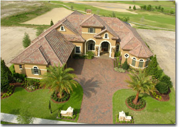 The Milano - Central Florida award-winning custom home design