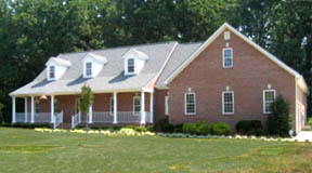 new custom home in Richmond, VA
