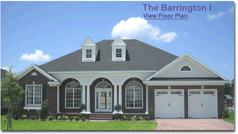 new home in Osceola County by Bryant Building Company