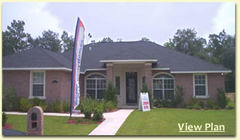 new single family home in Pensacola