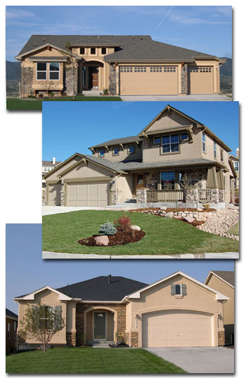 Colorado Springs builders new home image