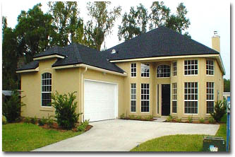Jacksonville FL custom home photo by Cogdill Builders