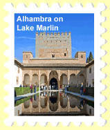 The Alhambra on Lake Marlin - Enjoy low Density Bungalow Living – like in Single Family Home but with all the Amenities of a Condominium. Fashioned in a lovely Spanish Style with Barrel Tile Roofs, Lushly Landscaped Court Yard Entries with Pergolas, Paved Driveways, Double Car Garages, a Clubhouse featuring a beautiful Resort-Style heated Pool.