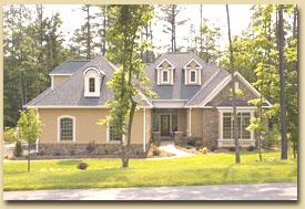 Northern va washington dc area custom home builders for Custom home builders fredericksburg va