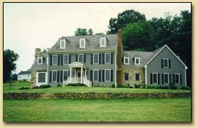 Northern va washington dc area custom home builders for Custom home builders fredericksburg va