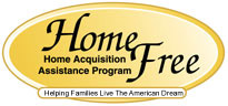 Home buying assiatance program logo - Jagoe Homes