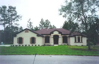 custom built home - Spring Hill, FL