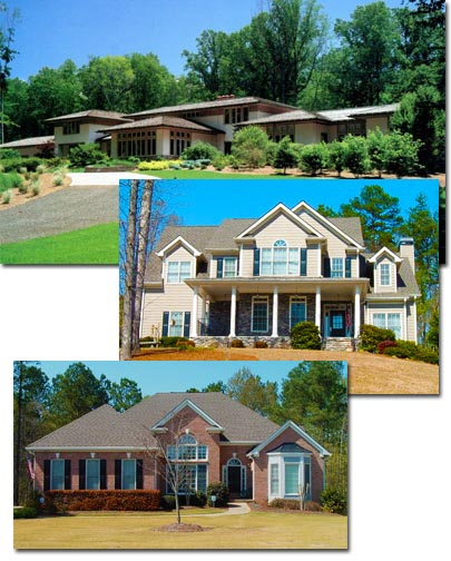 Custom Home Builder In Atlanta Ga J N Residential Inc