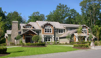 Seattle area custom home builders lexington fine homes for New homes in seattle wa area
