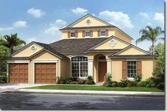 Florida home builder - new home picture