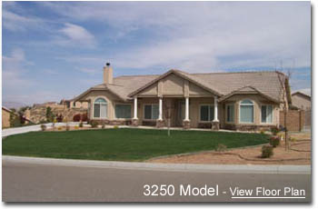 Apple Valley CA new home phot by Rylar Homes