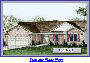 PA home builders model home image