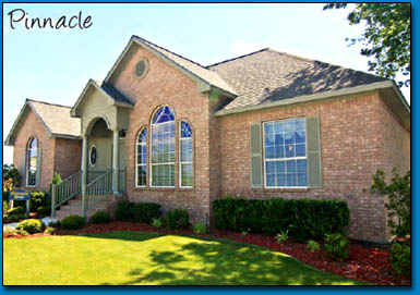 New brick home in Oklahoma - home picture